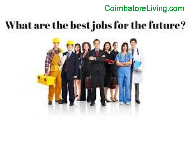 coimbatore - Do you need jobs in COIMBATORE , Do you seek Best career guidance in Coimbatore - 1/1