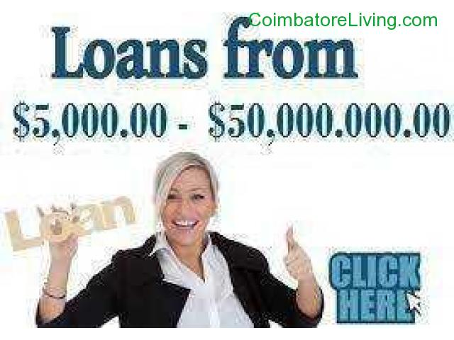 coimbatore - WE CAN HEP YOU WITH A GENUINE LOAN KINDLY APPLY NOW - 1/1