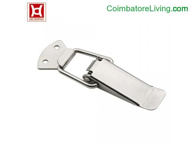 A manufacturer of toggle latches and toggle clamps - 1/1