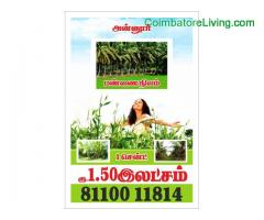 Arumuga avenue,royal garden,green fields,innisainagar ,lg nagar