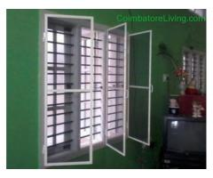 MOSQUITO NET & INSECT SCREEN FOR WINDOWS & DOORS IN COIMBATORE