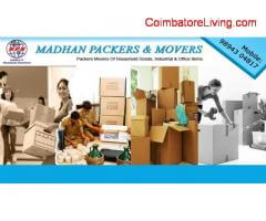 Madhan Packers & Movers
