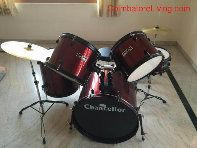 coimbatore - Drums in good condition - 1/2