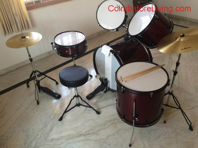 coimbatore - Drums in good condition - 2/2