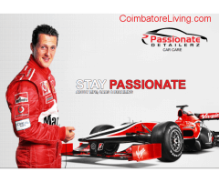 coimbatore - Car Care Studio. For Every Car Lover. Car Polishing, Waxing, Interior Cleaning, Car Washing etc