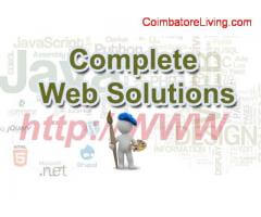 coimbatore -Complete web solution