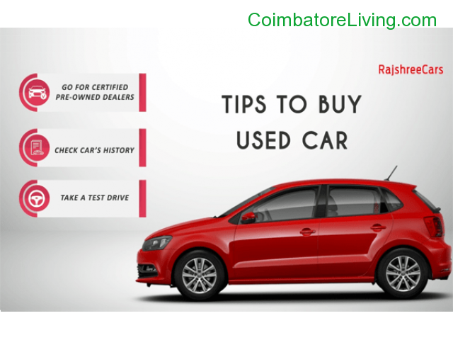 Used Cars in Coimbatore - Rajshree Cars - 2/2