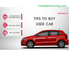 Used Cars in Coimbatore - Rajshree Cars