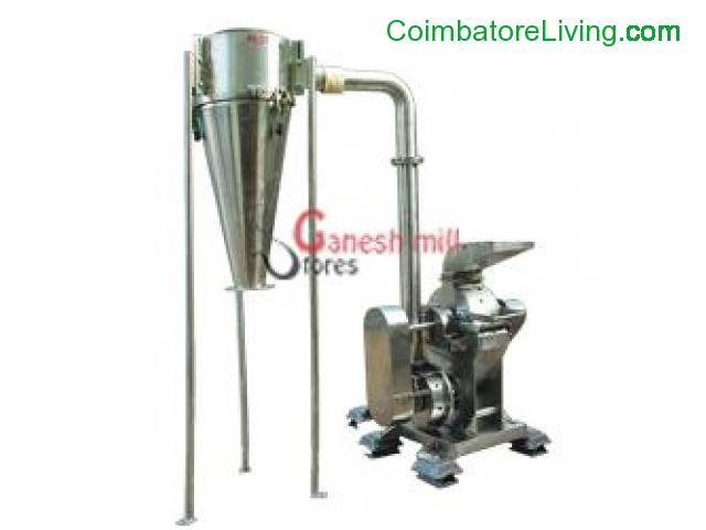 coimbatore - Flour Mill Machinery, Pulverizer, Grinders, Powdering machine suppliers - 2/5