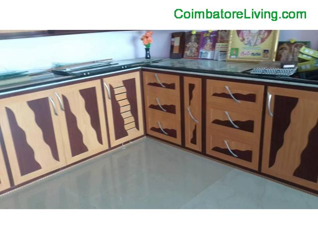 MODULAR KITCHEN PER SQ FT 250 ONLY - 5/5