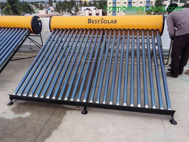 coimbatore - SOLAR WATER HEATER & BATTERY SALES CALL @ 9940904828 /9944160204 - 2/4