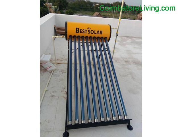 coimbatore - SOLAR WATER HEATER & BATTERY SALES CALL @ 9940904828 /9944160204 - 3/4