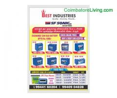 coimbatore - SOLAR WATER HEATER & BATTERY SALES CALL @ 9940904828 /9944160204 - Image 4/4
