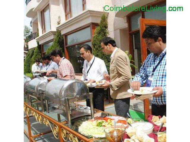 Corporate Catering Services In Coimbatore - 1/1