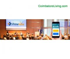coimbatore -Trade Show Event Management | Mobile App for Tradeshows