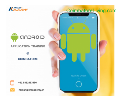ANDROID MOBILE APPLICATION DEVELOPMENT TRAINING - ANGLER Academy