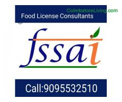 FSSAI License Consultants / Food Safety License Consultants