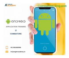 coimbatore -Android Mobile Application Development Training - ANGLER Academy