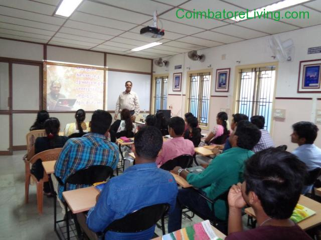coimbatore - SLOW LEARNERS / HYPER ACTIVE STUDENTS / PHYSICALLY CHALLENGED / DISCONTINUED STUDIES – NEED HIGHER E - 1/1