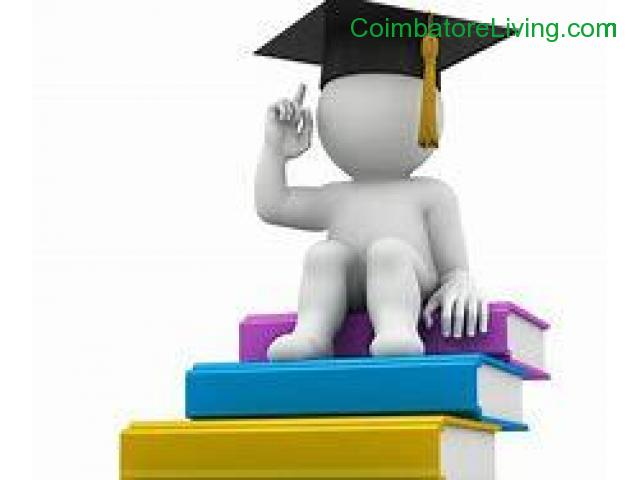 coimbatore - LEARN CAREER BASED CERTIFICATION / DIPLOMA COURSES IN COIMBATORE. - 5/10