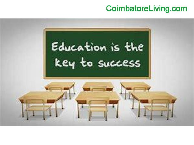coimbatore - LEARN CAREER BASED CERTIFICATION / DIPLOMA COURSES IN COIMBATORE. - 6/10