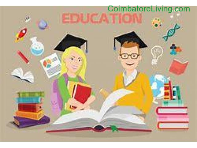 coimbatore - LEARN CAREER BASED CERTIFICATION / DIPLOMA COURSES IN COIMBATORE. - 9/10