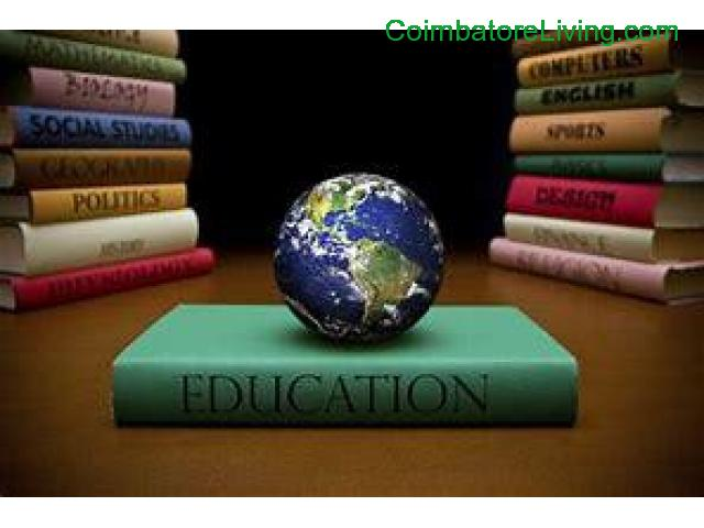 coimbatore - LEARN CAREER BASED CERTIFICATION / DIPLOMA COURSES IN COIMBATORE. - 10/10