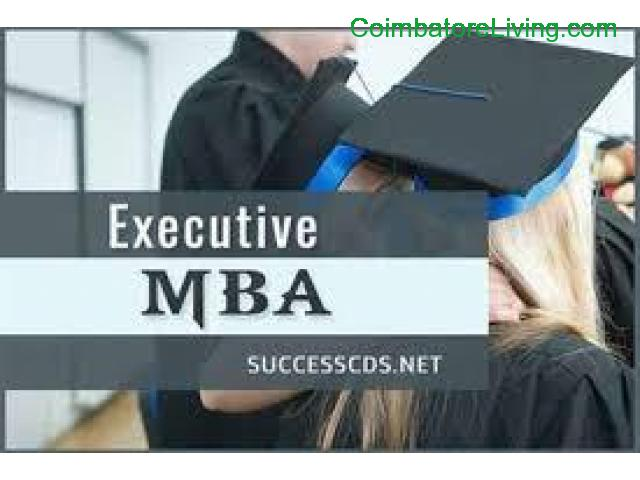 coimbatore - EXECUTIVE MBA / MCA / B.ARCH PROGRAMS ( PG PROGRAMS ) COIMBATORE -  DISTANCE EDUCATION PROGRAMS IN C - 2/2