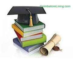 coimbatore -LEARN CAREER BASED CERTIFICATION / DIPLOMA COURSES IN COIMBATORE.  TAILORING / FASHION DESIGNING / D