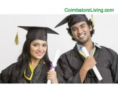 EXECUTIVE MBA / MCA / B.ARCH PROGRAMS ( PG PROGRAMS ) COIMBATORE -  DISTANCE EDUCATION PROGRAMS IN C