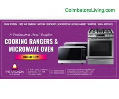 Commercial Kitchen Equipment Suppliers Coimbatore | Arcadia Hotel