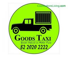 coimbatore -Goods truck hire a mini truck - TATA ace AL dost for near area local shifting.