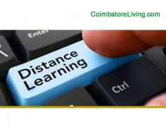 coimbatore --  DISTANCE EDUCATION PROGRAMS IN COIMBATORE, CORRESPONDENCE PROGRAMS IN TAMILNADU ALSO AVAILABLE.