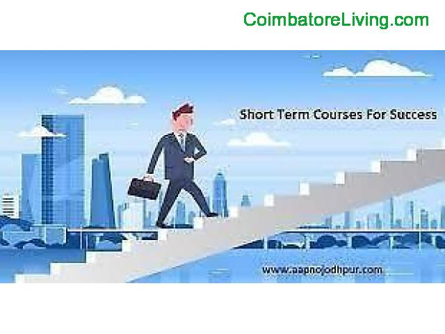 coimbatore - LEARN CAREER BASED CERTIFICATION / DIPLOMA COURSES IN COIMBATORE - 1/1
