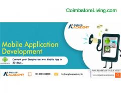 Android App Development Training in Coimbatore – ANGLER Academy