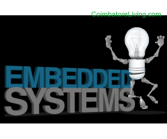 BEST EMBEDDED SYSTEM TRAINING IN COIMBATORE