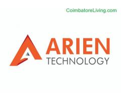 Arien Technology Mobile App Development companies in coimbatore