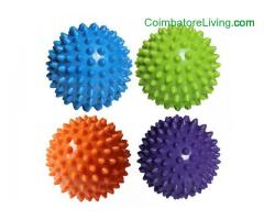 7 Reasons You Should Roll Your Foot Over A Spiky Massage Ball