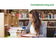 coimbatore -SLOW LEARNERS / HYPER ACTIVE STUDENTS / PHYSICALLY CHALLENGED / DISCONTINUED STUDIES – NEED HIGHER E