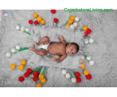 coimbatore - New born baby photography | Child photography Coimbatore