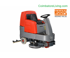 Best Scrubber Drier in India
