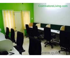 coimbatore - SHARE OFFICE/ PRIVATE DESK FOR RENT (NEGOTIABLE)