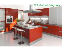 Top Modular Kitchen in Coimbatore