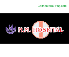 Best Multispeciality Hospital India | Top Hospital In Coimbatore - NM Hospital