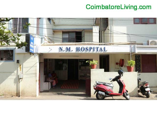 Best Multispeciality Hospital India | Top Hospital In Coimbatore - NM Hospital - 5/5