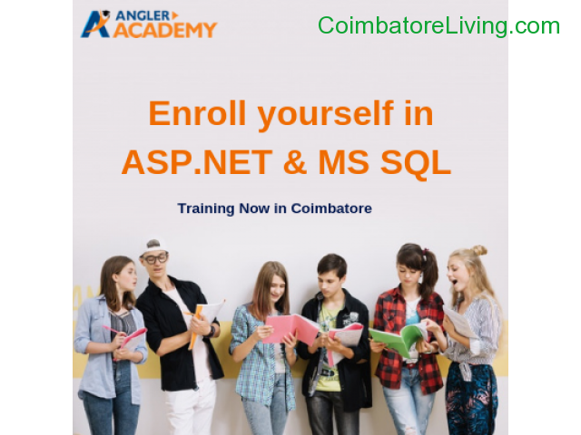 coimbatore - BEST DOT NET TRAINING INSTITUTE IN COIMBATORE - 1/1