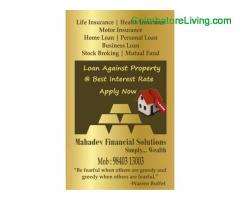coimbatore -Home Loan, Loan Against Property, Mortgage Loan, Health insurance, Mutual Fund