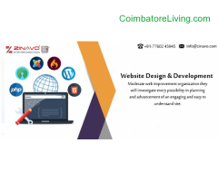 coimbatore -Affordable dynamic web design and development CompanyStatic Website Designing
