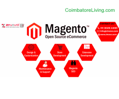 coimbatore -Affordable Magento Website Design and Development Services
