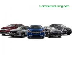 Cars2u - Multi brand Self drive cars in Coimbatore and  Fastest self driving cars in Coimbatore